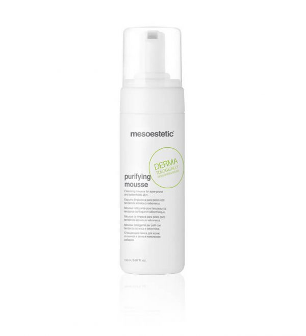 Acné Purifying Mousse