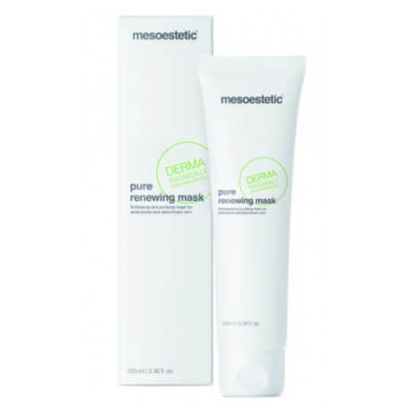 pure renewing mask mesoestetic