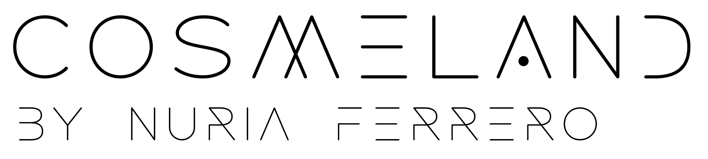 Logo Cosmeland