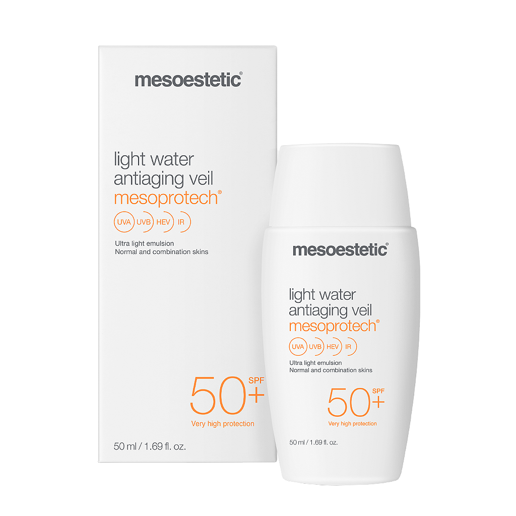Mesoprotech light water antiaging veil 50+