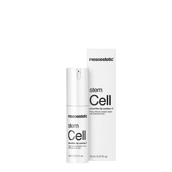Stem Cell Nanofiller Lip Contour de mesoestetic®
